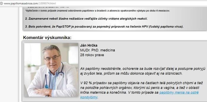 PapiStop a falošní lekári