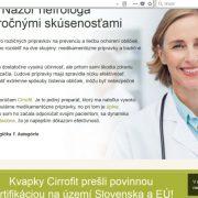 Cirrofit zázrak na liečbu chorých obličiek, avšak pozor na podvodné ťahy