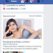 Podvodník na Facebooku ľahšie reklamou chytí obete (daily-fit-advices.eu)