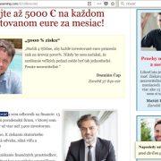 LibreCoin a podvodné stránky, ktoré vám ponúkajú jeho nákup