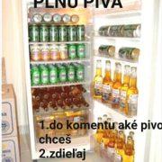 """Podvodná """"Lily"""" súťaž na Facebooku o chladničku plnú piva"""