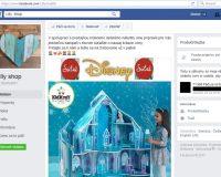 Ďalšie facebook stránky Lilly Shop sú plné podvodných súťaží