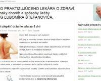 Varovanie: podozrivé stránky Posturestraightener a výrobok PostureFixerPro