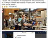 Hoax na Facebooku: komentár s textom BFF odhalí zabezpečenie