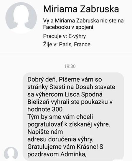 Miriama Zabruska