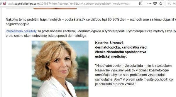 Mudr Katarína Siranová