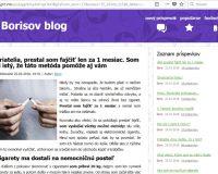 NikotinOFF (Nicoin), falošný blog, podvodné praktiky a klamstvá