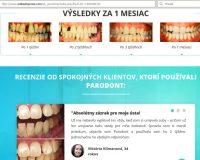 Zubná pasta Paradont a falošný zubár Hlaváč vrátia aj vypadnuté zuby