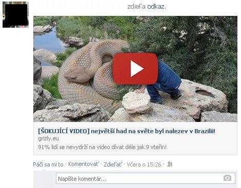Podvod had z Brazílie