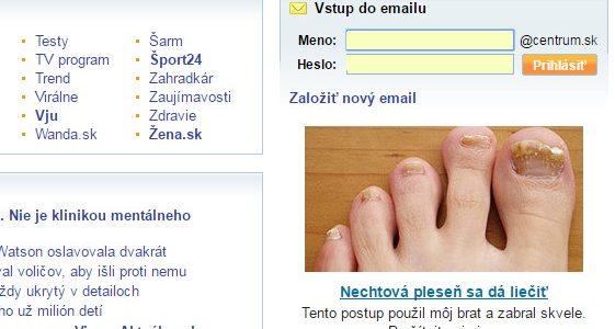 Varovanie pred inštitútom na fungushelpblog.com a prípravkom OnycoSolve
