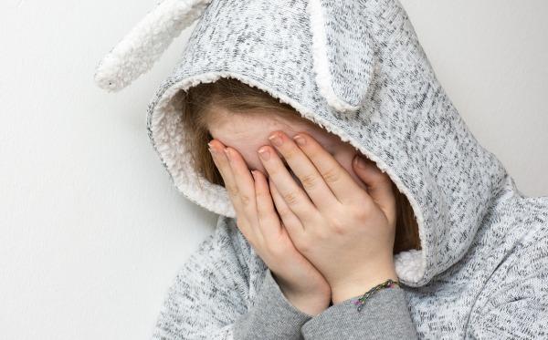 problém plač a zúfalstvo