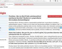 Pozor na podvodné stránky s Psorilax Cream a ggtrf.info
