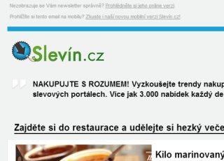 Slevin spam
