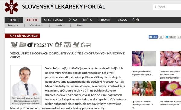 Slovenský lekársky portál