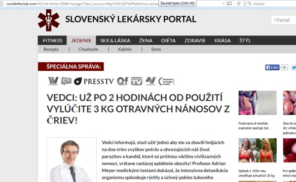 Slovenský lekársky blog