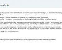 Variafleks znova spamuje, obsahom spamu sa týka GDPR