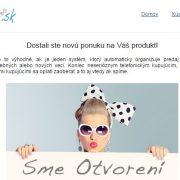 Bidder si robí podivnú reklamu cez falošný spam