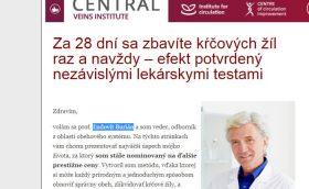 Varicosen A Somasnelle, falošný lekár